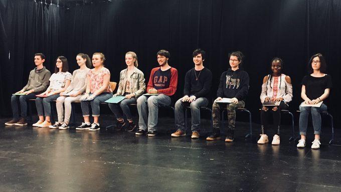 Printemps Théâtral des lycées 2018